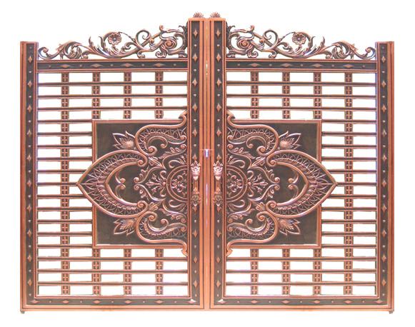 Mẫu cổng nhôm đúc-CN46