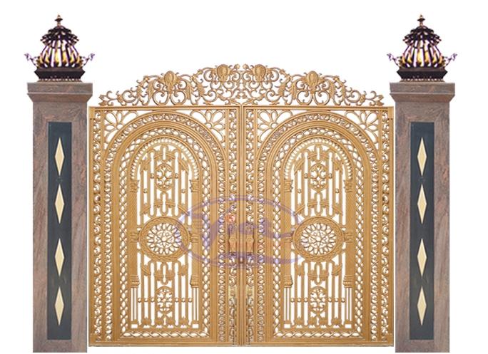 Cổng biệt thự đẹp - BT22
