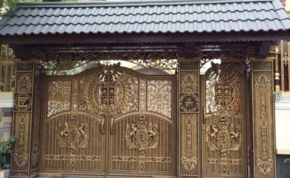 Mẫu cổng biệt thự - BT30