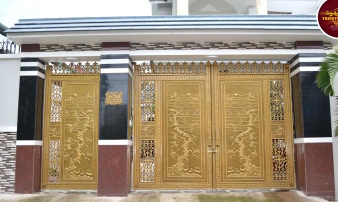 Mẫu cổng biệt thự - BT29