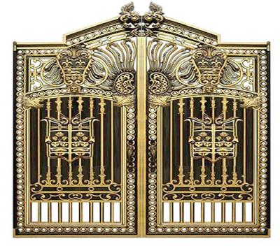 Mẫu cổng nhôm đúc - CN22