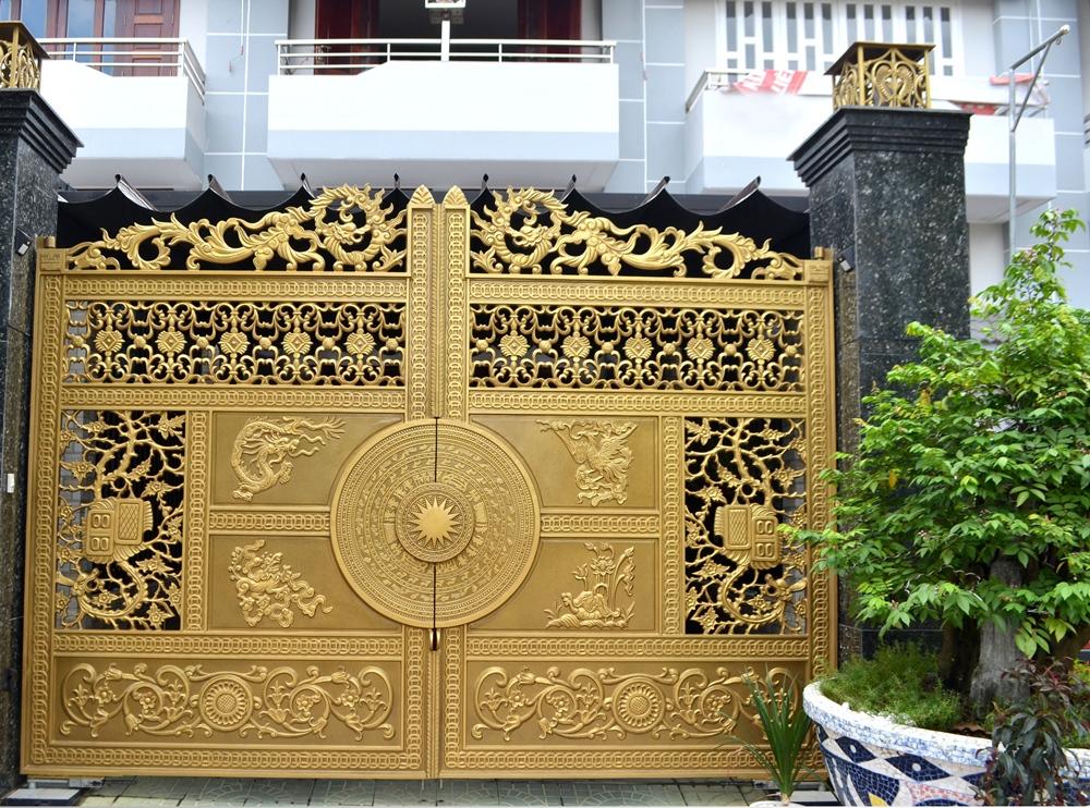 Mẫu cổng nhôm đúc-CN69