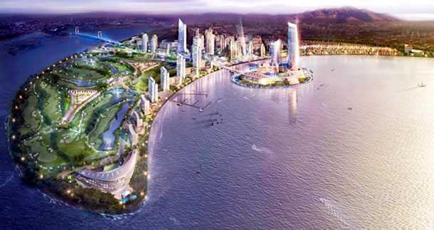 Thống nhất điều chỉnh quy hoạch dự án KĐT Quốc tế Đa Phước Đà Nẵng